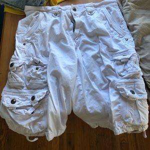 Size 34 free planet shorts